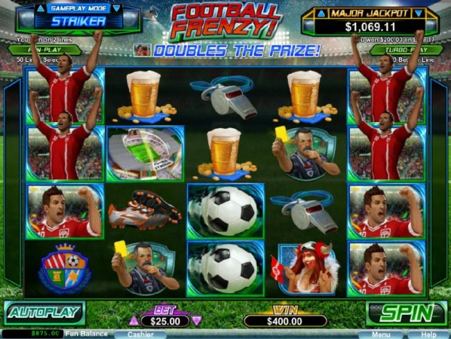 Football Frenzy! screenshot