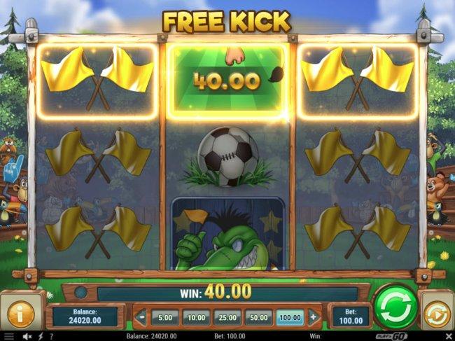 Free Slots 247 image of Hugo Goal