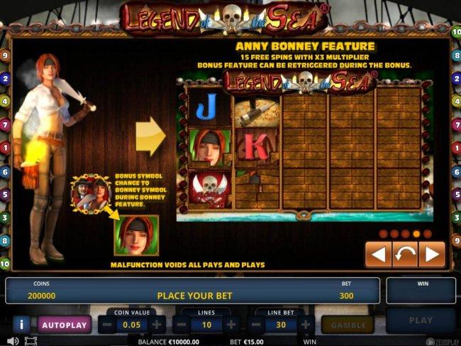 Legend of the Sea screenshot