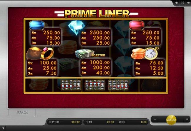 Free Slots 247 image of Prime Liner