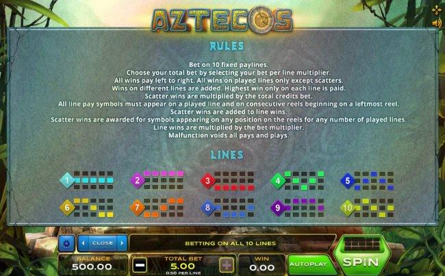 Free Slots 247 image of Aztecos