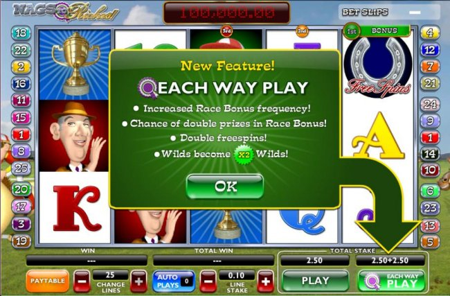Nags to Riches by Free Slots 247