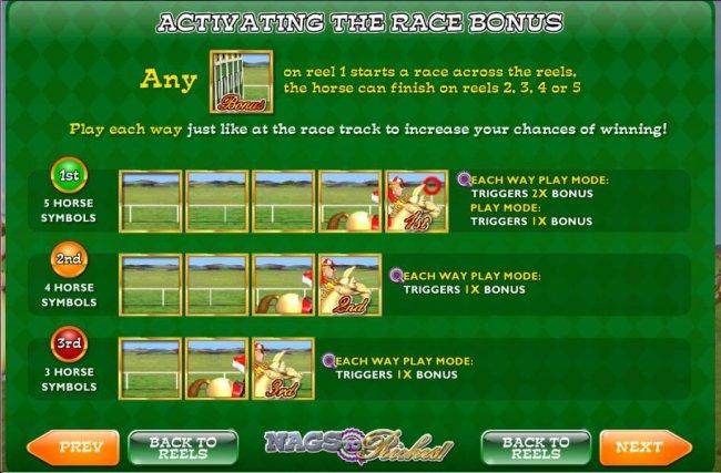 Nags to Riches screenshot