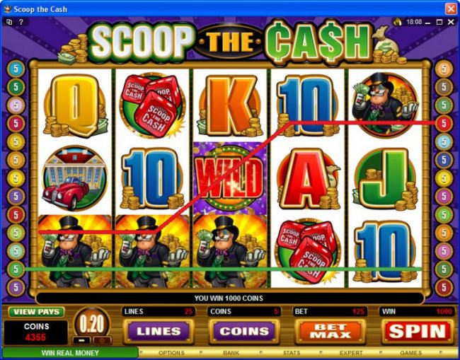 Free Slots 247 image of Scoop the Cash