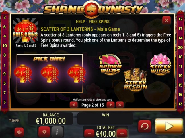 Shang Dynasty by Free Slots 247