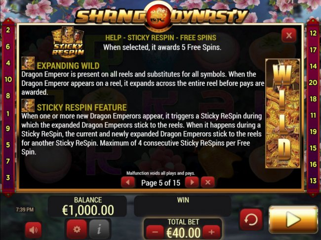 Free Slots 247 - Sticky Respin