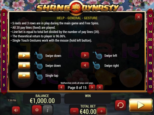 General Game Rules by Free Slots 247