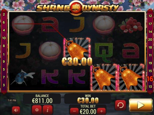 Shang Dynasty screenshot