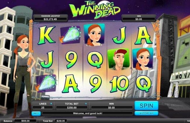 The Winning Dead screenshot
