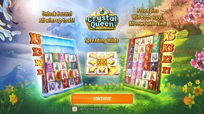 Crystal Queen screenshot