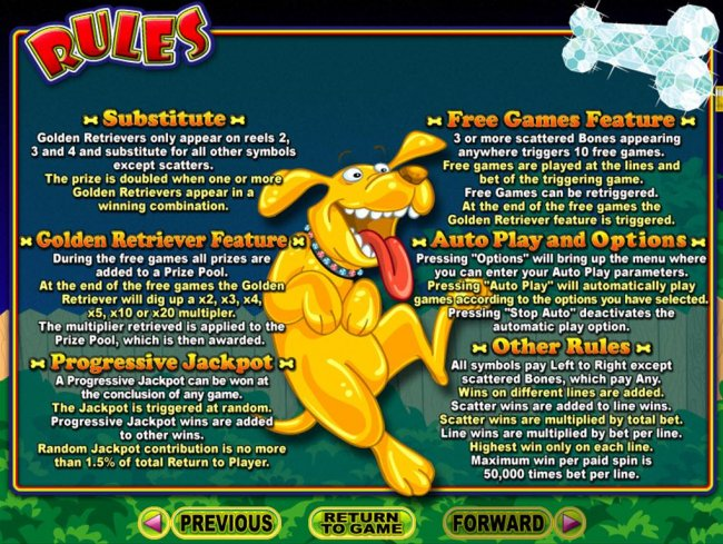 Free Slots 247 image of Golden Retriever