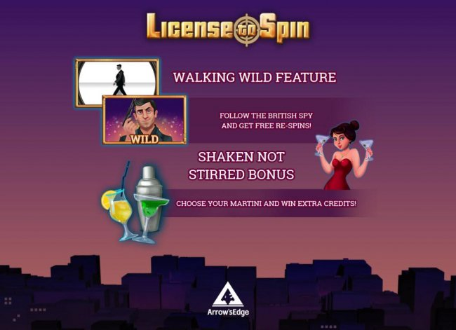 License to Spin screenshot