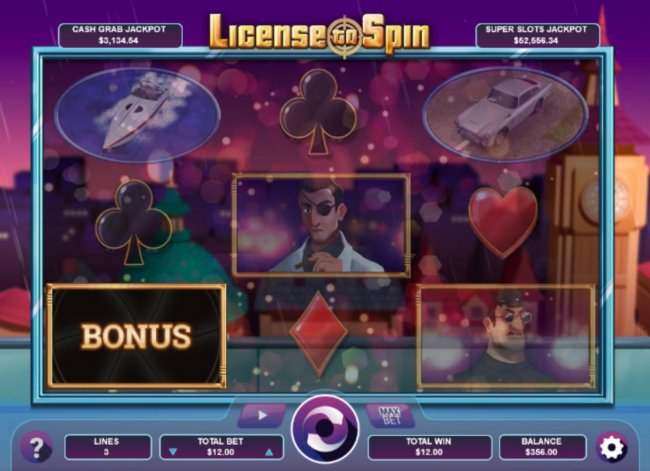 License to Spin by Free Slots 247