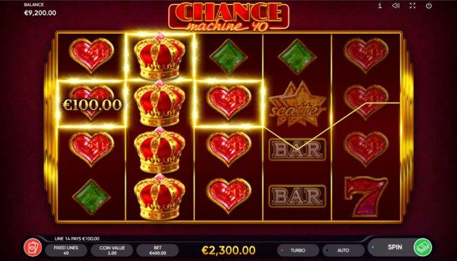 Chance Machine 40 screenshot