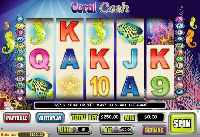 Images of Coral Cash
