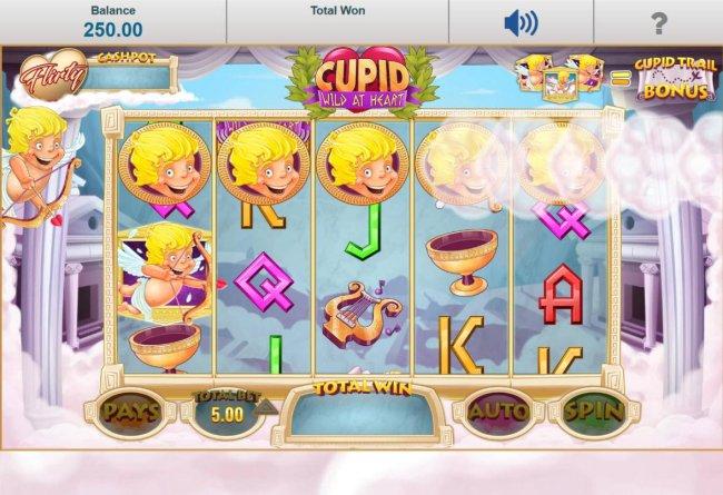 Free Slots 247 image of Cupid Wild at Heart