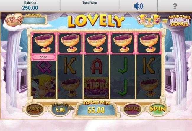 Cupid Wild at Heart screenshot