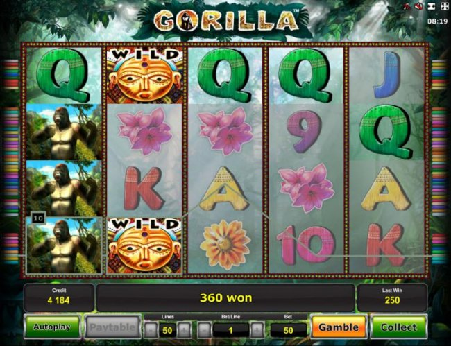 Gorilla by Free Slots 247