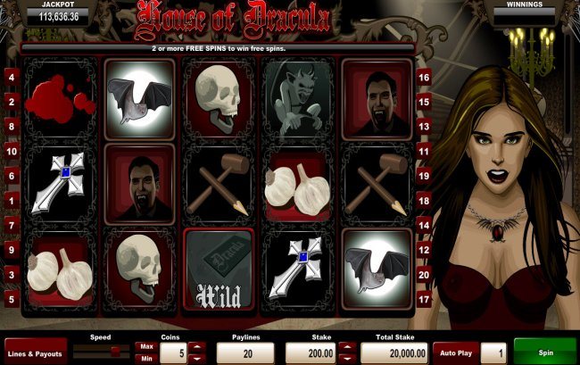 House of Dracula screenshot