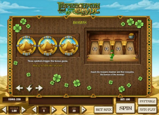 bonus feature rules - Free Slots 247