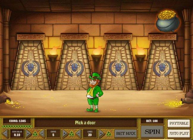 Leprechaun goes Egypt by Free Slots 247