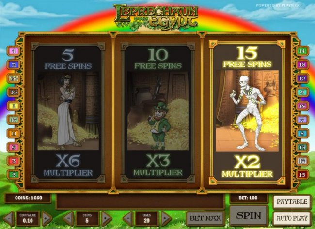 15 free spins with a n x2 multiplier by Free Slots 247