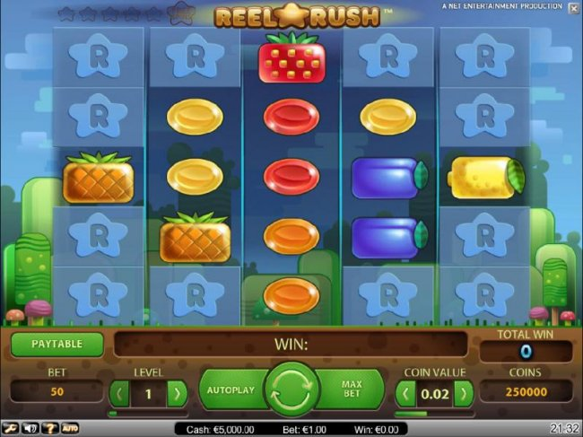 Images of Reel Rush