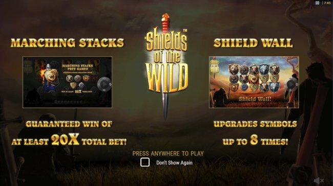 Shields of the Wild screenshot