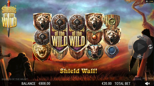 Free Slots 247 image of Shields of the Wild