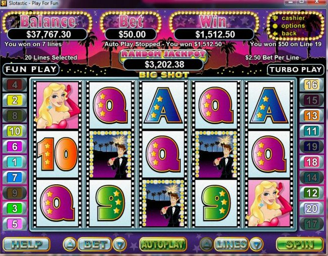 Free Slots 247 image of Big Shot