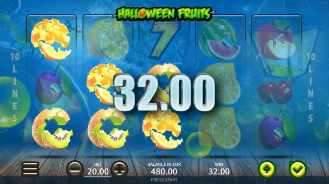 Free Slots 247 image of Halloween Fruits