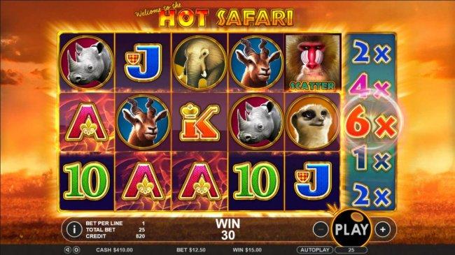 Images of Hot Safari