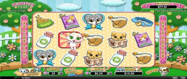 Purrfect Pets screenshot