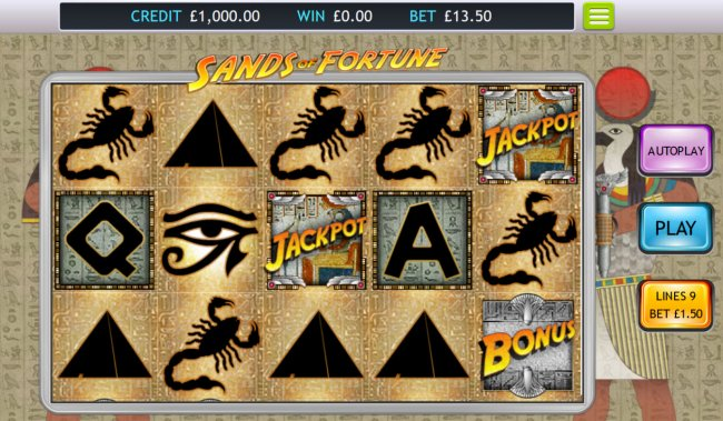 Sands of Fortune by Free Slots 247
