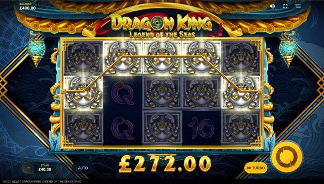 Dragon King Legend of the Seas screenshot