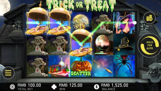 Free Slots 247 image of Trick or Treat