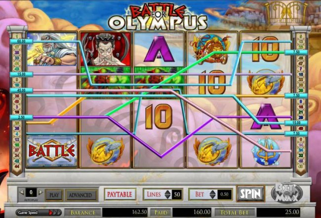 another multiline 160 coin big win - Free Slots 247