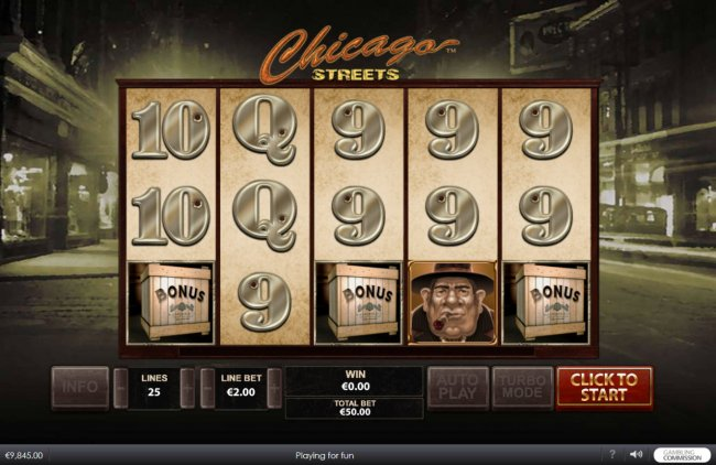 Chicago Streets by Free Slots 247