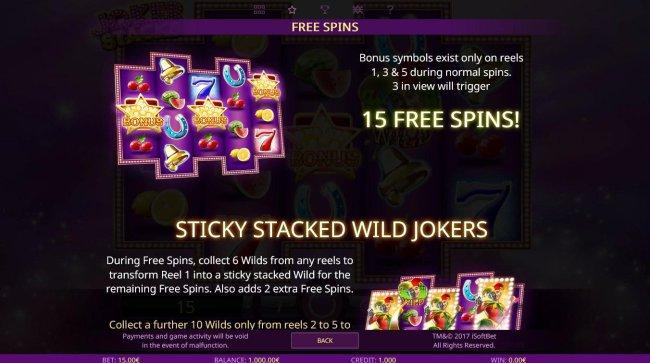 Free Slots 247 image of Joker Stacks