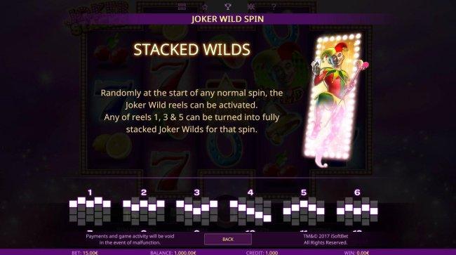 Images of Joker Stacks