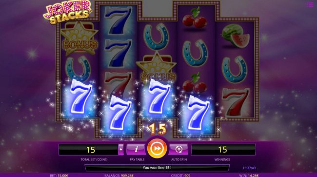 Joker Stacks by Free Slots 247