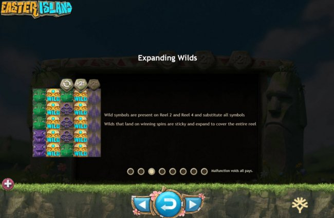Expanding Wilds - Free Slots 247