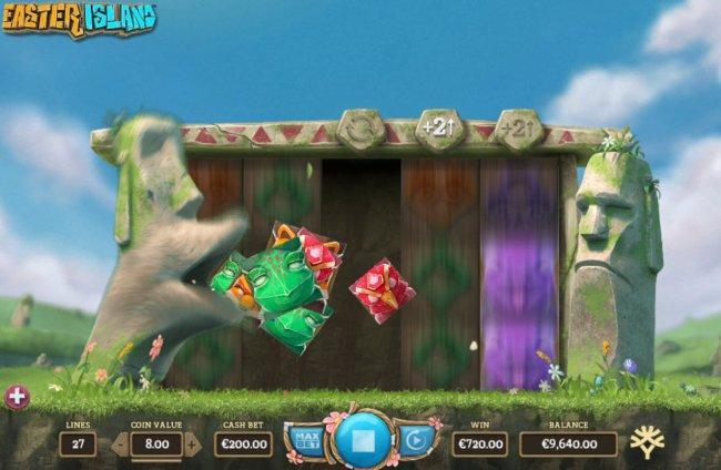 Easter Island screenshot