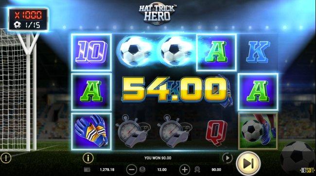 Hat Trick Hero by Free Slots 247