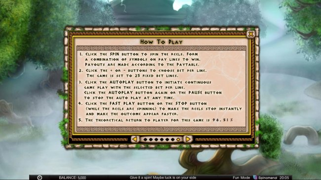 General Game Rules - Free Slots 247