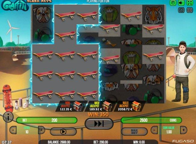 Free Slots 247 image of Graffiti Block Pays