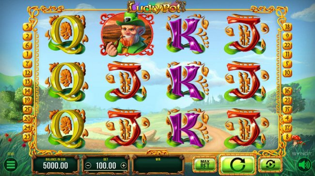 Free Slots 247 image of Lucky Pot