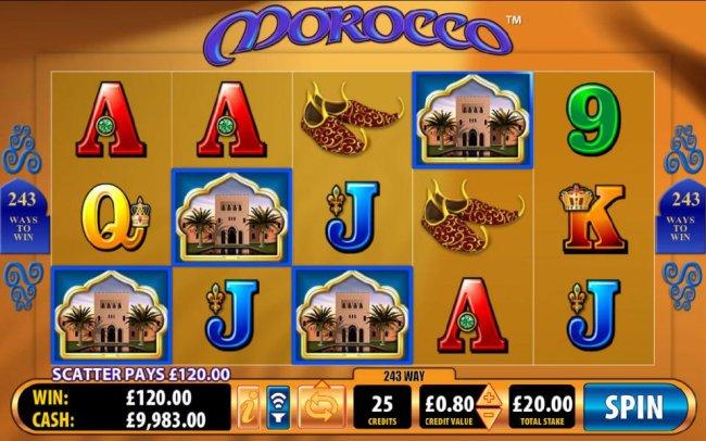 Free Slots 247 image of Morocco