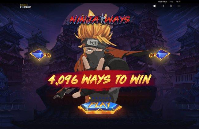 Free Slots 247 image of Ninja Ways