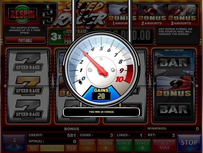 Speed Racer screenshot